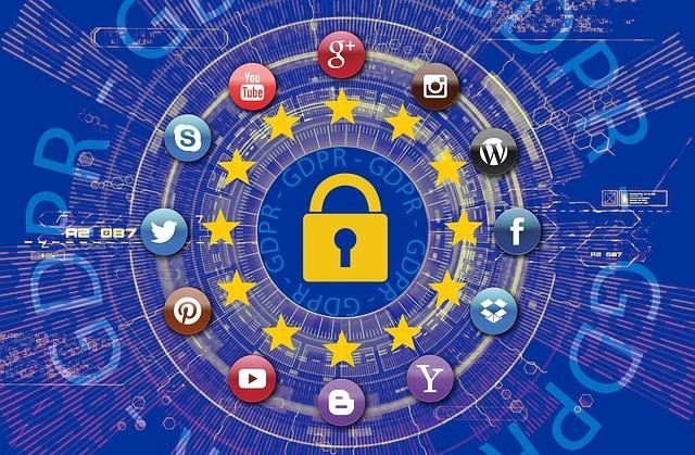 Chraňte osobní data spolehlivě