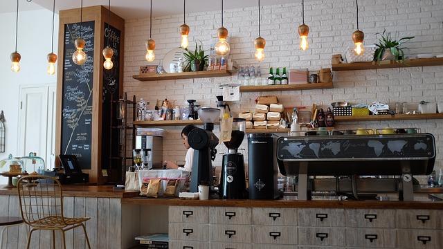 Kavárna, společenský život, lifestyle.