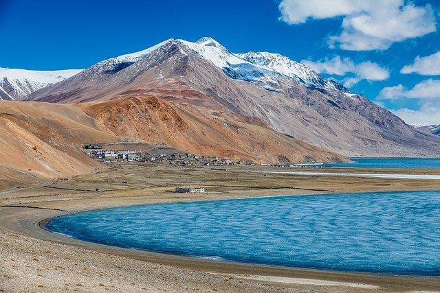 solné jezero